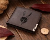 Johnny the homicidal Maniac Nailbunny Leather Wallet
