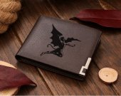 BLACK SABBATH Leather Wallet