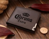 CORONA EXTRA Leather Wallet