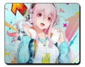 Super Sonico MOUSEPAD Mouse Mat Pad