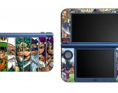 Dragon Quest NEW Nintendo 3DS XL LL Vinyl Skin Decal Sticker