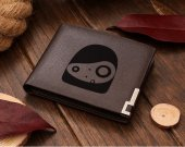 Laputa Robot Studio Ghibli Leather Wallet