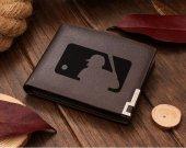 MLB Baseball  Leather Wallet