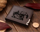Street Fighter Sagat Leather Wallet