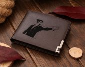 Phoenix Wright Leather Wallet