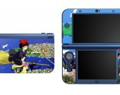 Kiki™s Delivery Service NEW Nintendo 3DS XL LL Vinyl Skin Decal Sticker