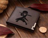 Sword Art Online Kirito Chibi Leather Wallet