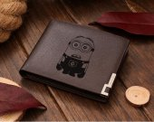 Minions Leather Wallet