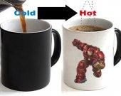 Ironman Hulkbuster Mark 44 Color Changing Ceramic Coffee Mug CUP 11oz