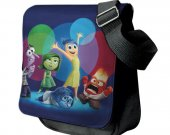 Inside Out Messenger Shoulder Bag
