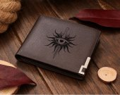 Dragon Age Inquisition Symbol Leather Wallet