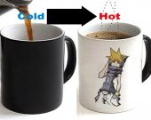 The World Ends With You Color Changing Ceramic Coffee Mug CUP 11oz