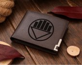 Black Lantern Corps Leather Wallet