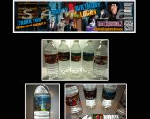 Hotel Transylvania 2 Set of 15 Water Bottle Labels - Make Great Party Favors - Style 12