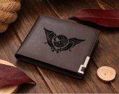 Skies of Arcadia Leather Wallet
