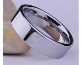 Green Hornet Stainless Steel Ring