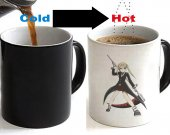 Soul Eater Maka Albarn Color Changing Ceramic Coffee Mug CUP 11oz