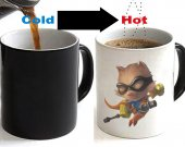 League Of Legends Super Teemo Color Changing Ceramic Coffee Mug CUP 11oz