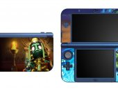 League of Legends LoL Amumu NEW Nintendo 3DS XL LL Vinyl Skin Decal Sticker