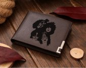 KISS Leather Wallet