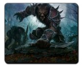 World of Warcraft Worgen MOUSEPAD Mouse Mat Pad