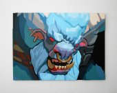 Handmade Spirit Breaker, Dota 2 portrait Large