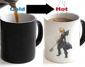 Kingdom Hearts Roxas Color Changing Ceramic Coffee Mug CUP 11oz