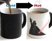 Star Wars Darth Vader Color Changing Ceramic Coffee Mug CUP 11oz