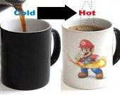 Mario Color Changing Ceramic Coffee Mug CUP 11oz