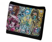 Monster High PU Leather Wallet