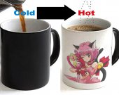 Tokyo Mew Mew Color Changing Ceramic Coffee Mug CUP 11oz