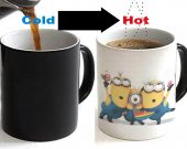Minions Color Changing Ceramic Coffee Mug CUP 11oz