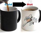 DANNY PHANTOM Color Changing Ceramic Coffee Mug CUP 11oz