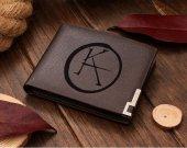 KA Symbol The Dark Tower Leather Wallet