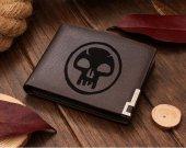 MTG Magic Mana Symbol Leather Wallet