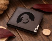 Jack Skellington Oogie Boogie Leather Wallet