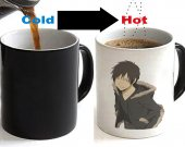 Durarara!! Izaya Color Changing Ceramic Coffee Mug CUP 11oz