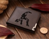 Ironman Mark Leather Wallet