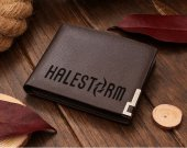 HALESTORM Leather Wallet