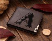 Arizona Diamondbacks Leather Wallet