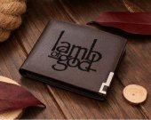 Lamb of God Leather Wallet