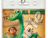 The Good Dinosaur Set of 12 VIP Party Invitation Passes or Party Favors - Style 1
