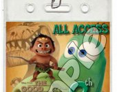 The Good Dinosaur Set of 12 VIP Party Invitation Passes or Party Favors - Style 2