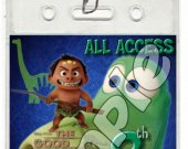 The Good Dinosaur Set of 12 VIP Party Invitation Passes or Party Favors - Style 4