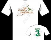 The Good Dinosaur  Personalized T shirt #1