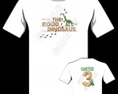 The Good Dinosaur  Personalized T shirt #1-1