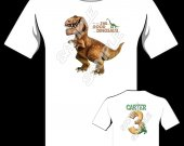 The Good Dinosaur  Personalized T shirt #4-1
