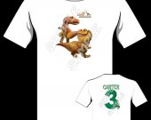 The Good Dinosaur  Personalized T shirt #5