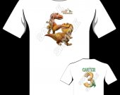 The Good Dinosaur  Personalized T shirt #5-1