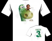 The Good Dinosaur  Personalized T shirt #6